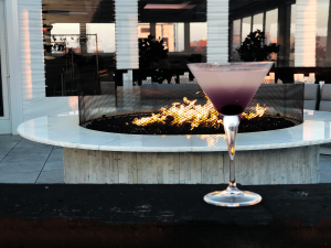 VUE Rooftop Lounge Drink 1