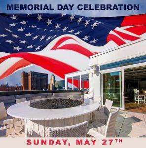 Memorial Day 2018 Celebration at VUE