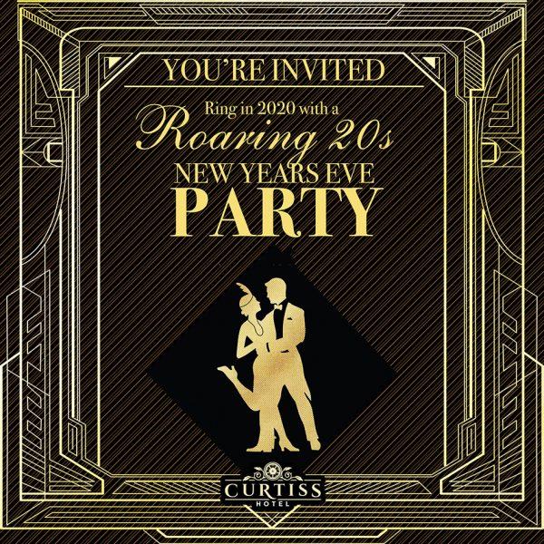 New Year's Eve 2019 at VUE Curtiss Hotel Buffalo NY